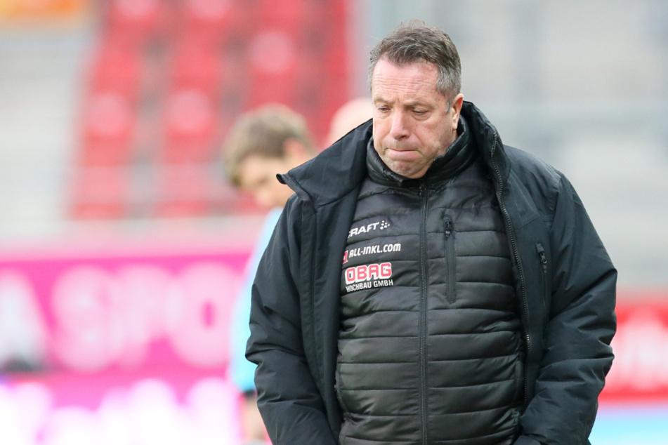 Marcus Kauzinski (50) und ein Team-Mitglied der Dynamos wurden positiv auf das Coronavirus getestet.