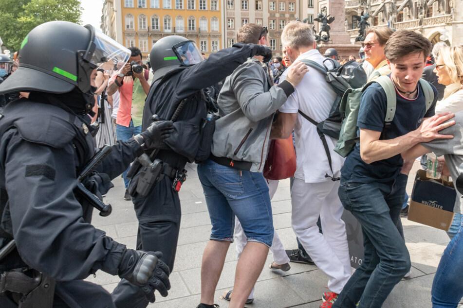 Verfassungsschutz-Präsident: Demonstrationen sind gut und richtig