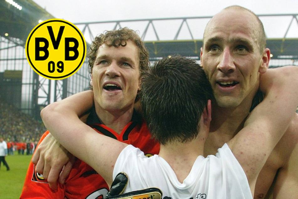 BVB-Ikone wird riesige Ehre zuteil: Film über Dortmunder Meister-Helden!