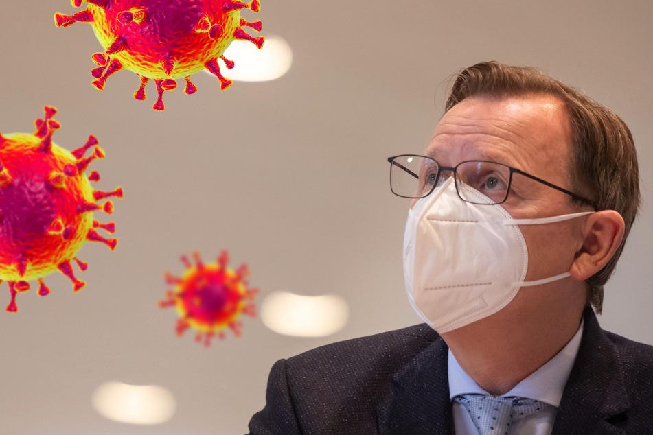 Thüringen weiter Corona-Hotspot: MP Ramelow besorgt über Mutanten