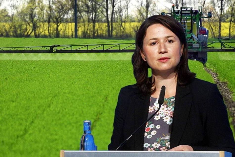 Umweltministerin Siegesmund kritisiert Bundes-Haltung zu Glyphosat