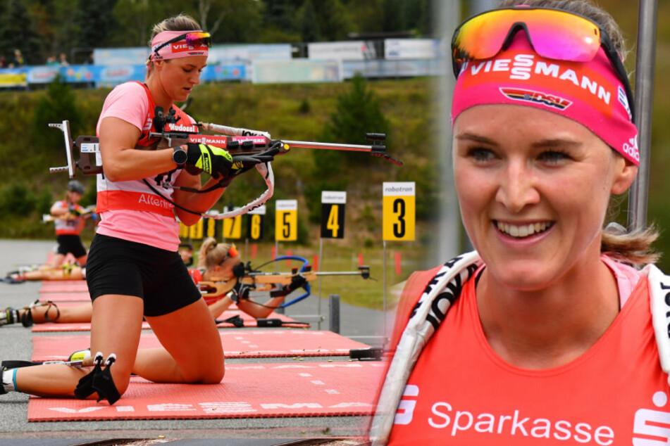 Zweiter Titel für Denise Herrmann bei Biathlon-DM