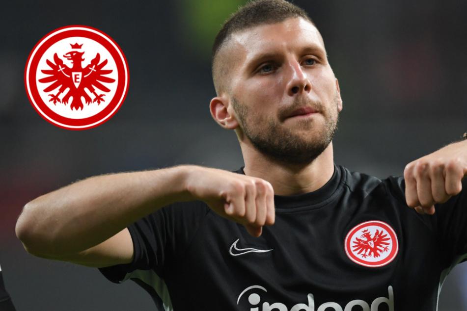 Bye Bye, Ante: AC Mailand verpflichtet von Eintracht ausgeliehenen Rebic fest