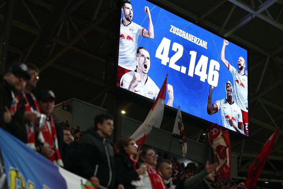 Beim Champions-League-Heimspiel gegen die Tottenham Hotspurs war die Red Bull Arena das letzte Mal richtig voll. Das soll sich bald ändern.