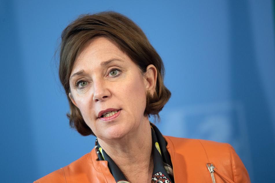 Yvonne Gebauer (53) ist NRW-Ministerin für Schule und Bildung.