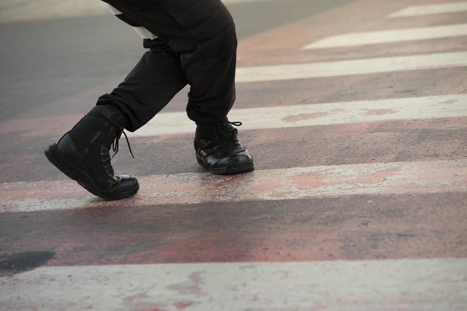 Die Gemeinde Niederkrüchten erstattete Anzeige, nachdem der illegale Zebrastreifen am frühen Dienstagmorgen entdeckt worden war. (Symbolbild)