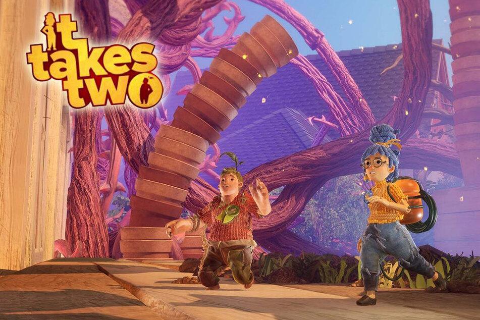 It Takes Two: In diesem magischen Spiel werden die Schwächen zu Stärken
