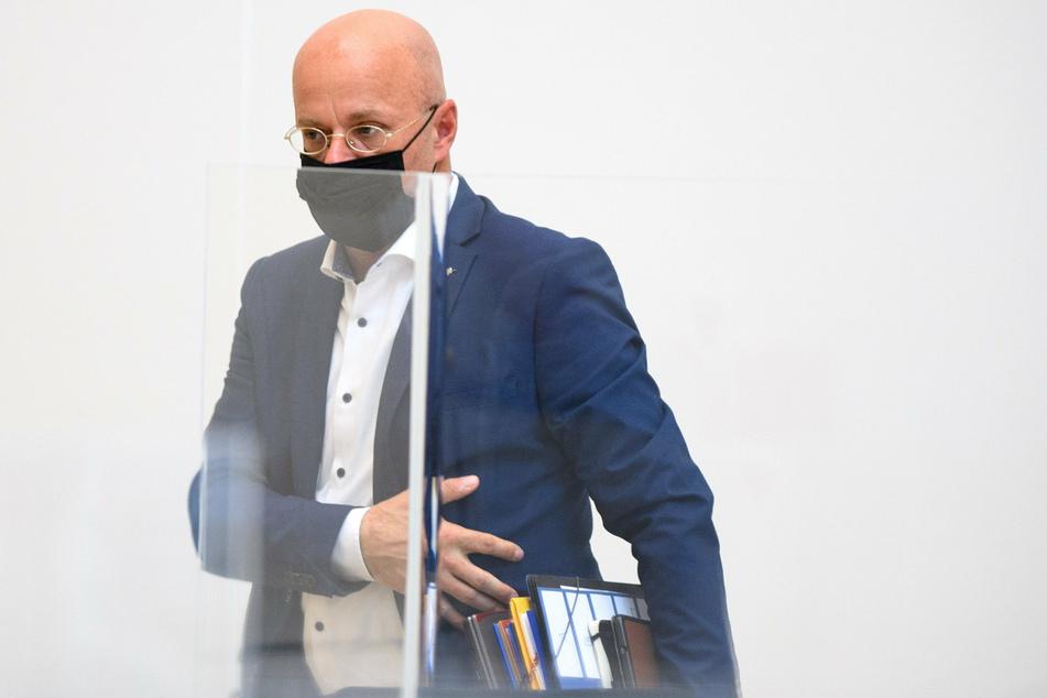 Andreas Kalbitz (48, parteilos) ließ die Entscheidung des Gerichts auf Nachfrage unkommentiert.