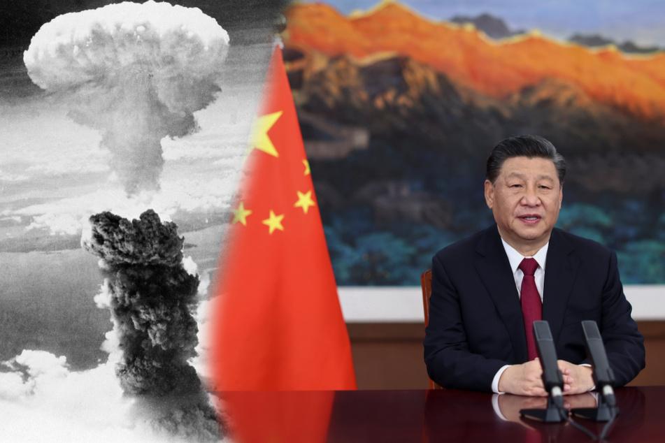 Bizarres Video: China droht Japan unverhohlen mit atomarer Vernichtung