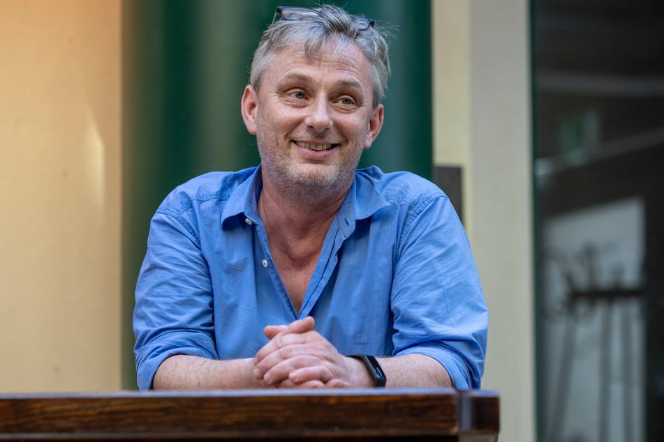 Filmnächte-Geschäftsführer Matthias Pfitzner (53) freut sich auf das diesjährige Programm.