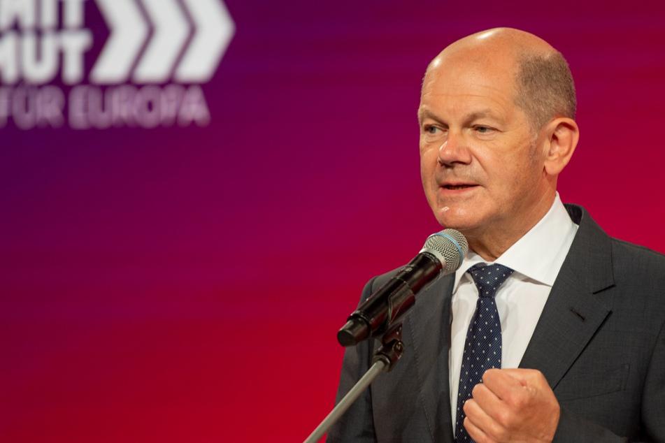 Scholz bezeichnet Steuersenkungen als Voodoo - Deutschland erst in zehn Jahren wieder stabil