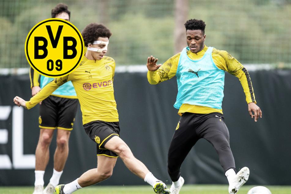 BVB unter Schock: Zagadou zieht sich im Training Knieverletzung zu!