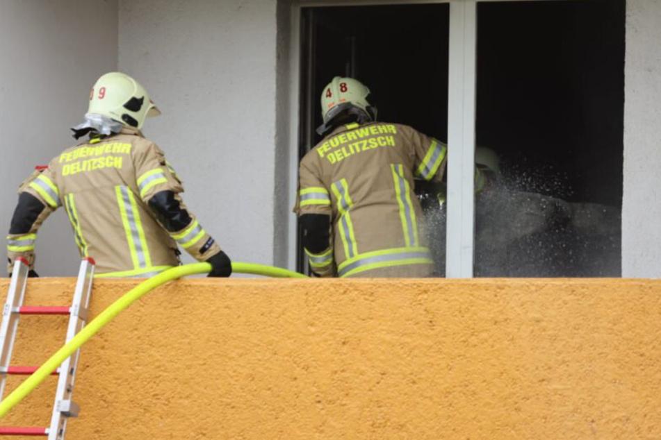 Wohnungs-Explosion im Landkreis Nordsachsen: Mehrere Menschen evakuiert!