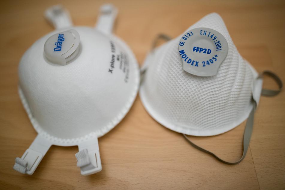 FFP2-Masken soll es bald für Senioren und Risikopatienten geben.