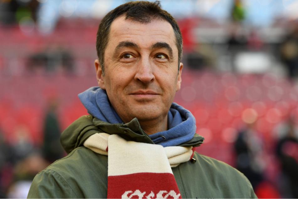 Fan des VfB Stuttgart: Cem Özdemir (Grüne)-