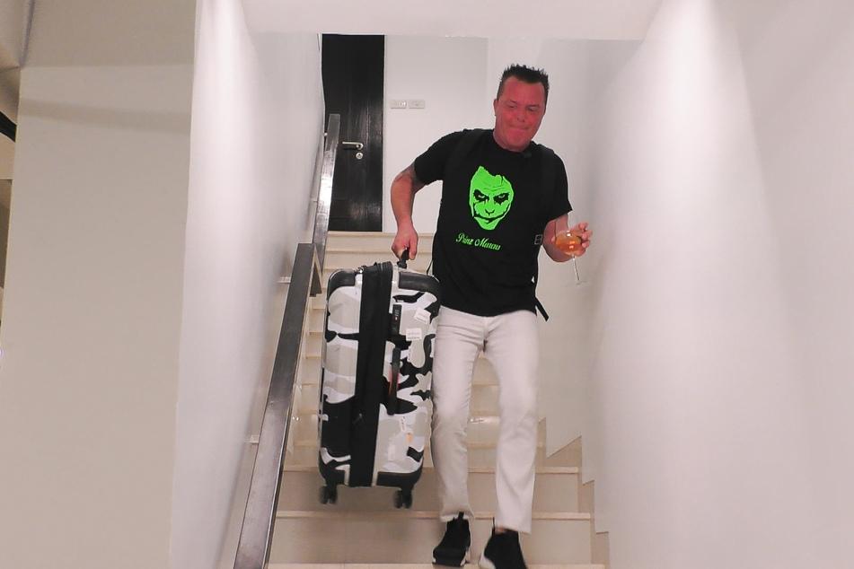 """Marcus Prinz von Anhalt (54) war Kandidat der Sat.1-Reality-Show """"Promis unter Palmen""""."""