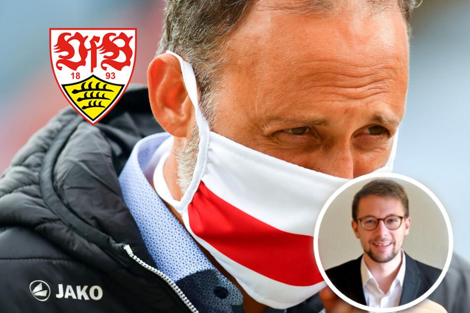 Meine Meinung: VfB-Bosse setzen mit Matarazzo-Jobgarantie ihre Glaubwürdigkeit aufs Spiel!