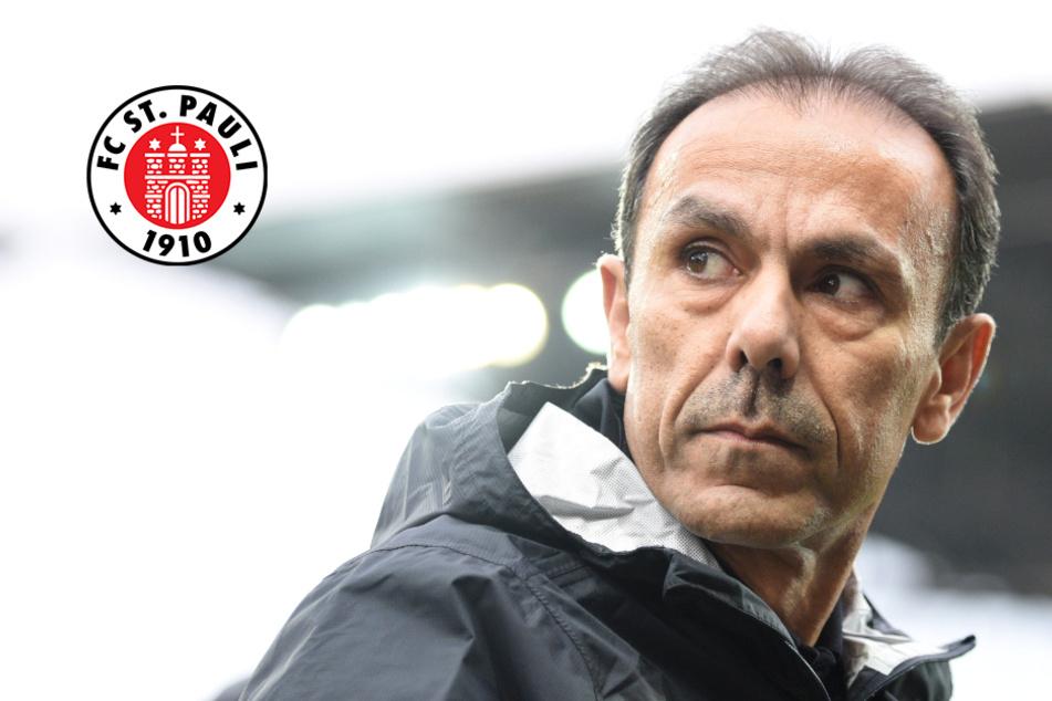 St. Pauli wirft Trainer Jos Luhukay raus