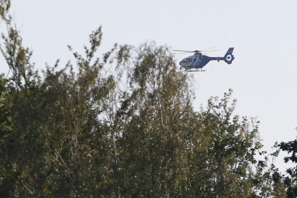 Die Polizei suchte stundenlang nach dem möglicherweise abgestürzten Flieger. Der Einsatz musste jedoch erfolglos eingestellt werden.
