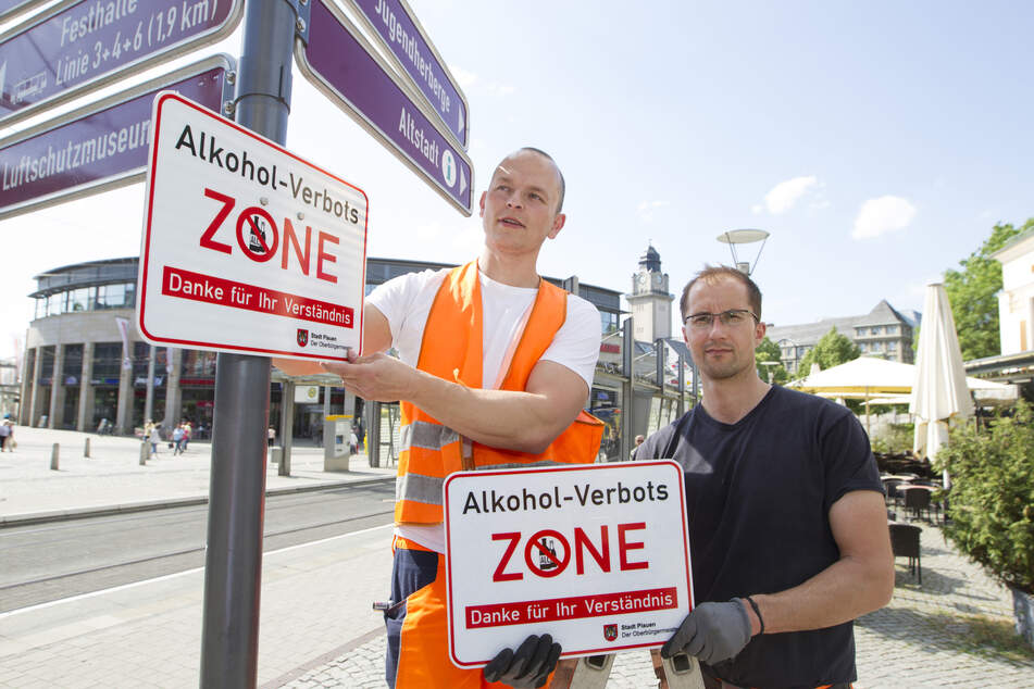 Chaos im Plauener Stadtrat: Zoff ums Alkoholverbot