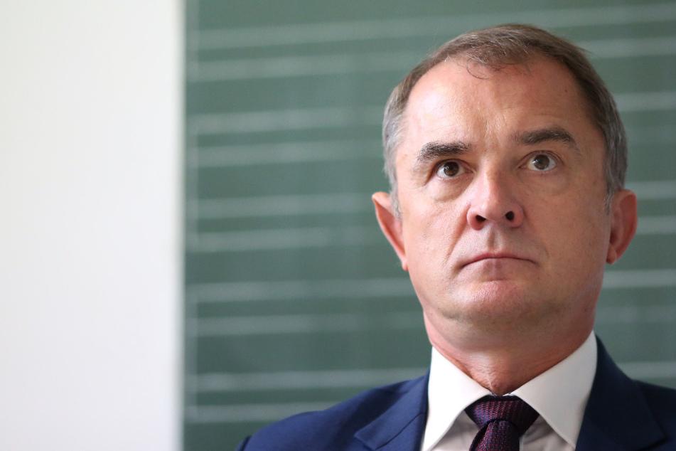 Sachsen-Anhalts Bildungsminister Marco Tullner.