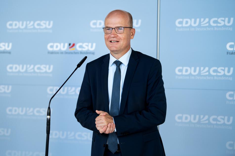 Ralph Brinkhaus, Vorsitzender der CDU/CSU-Bundestagsfraktion. (Archivbild)