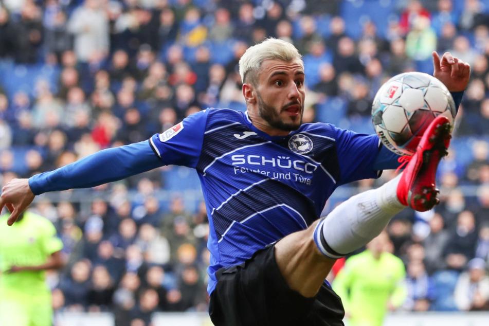 Leistungsträger Jonathan Clauss hat Bielefeld verlassen und ist in seine französische Heimat zurückgekehrt, wo er bei Erstligist RC Lens einen Vertrag unterschrieb.