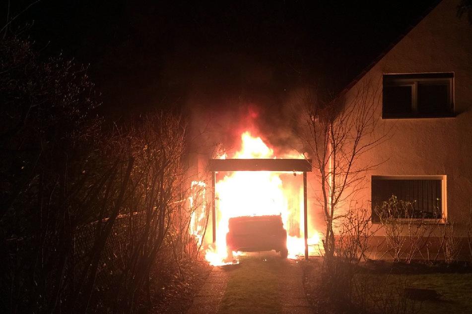 Die Täter verübten mehrere Brandanschläge, wie hier auf das Auto des Neuköllner Linken-Politikers Ferat Kocak im Januar 2018.