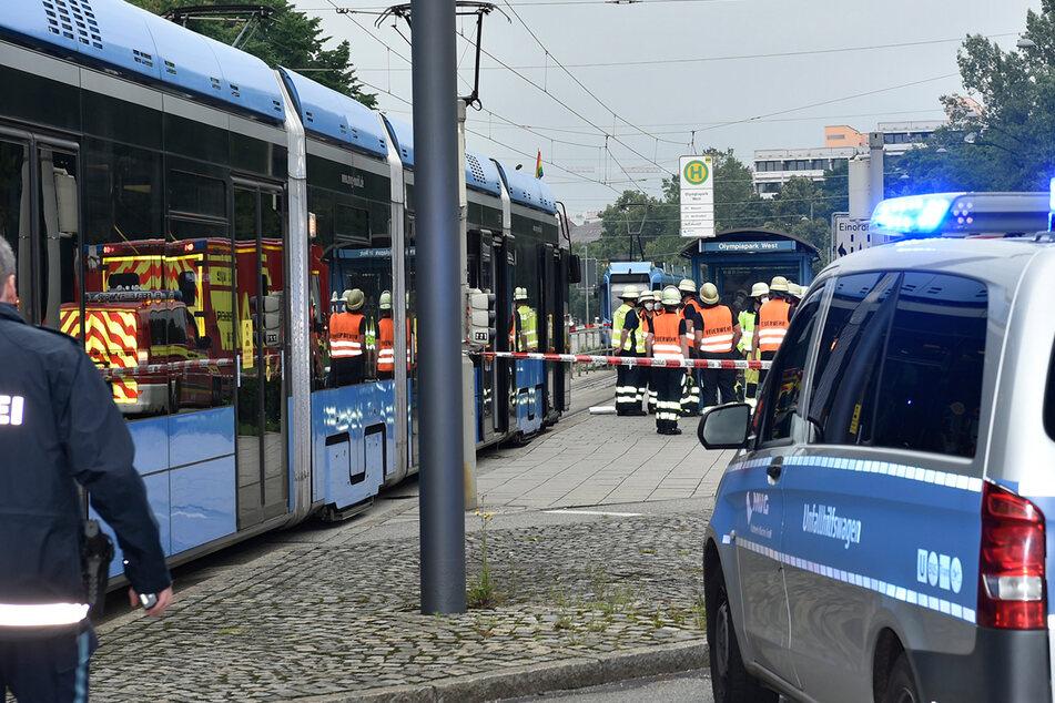 Beim Versuch, Haltestelle zu erreichen: 73-Jähriger tödlich von Tram erfasst
