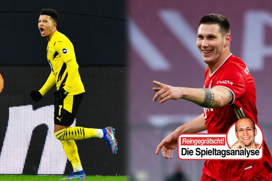Kolumne zum BVB und FC Bayern: Top-Teams ringen aufmüpfige und mutige Gegner nieder!