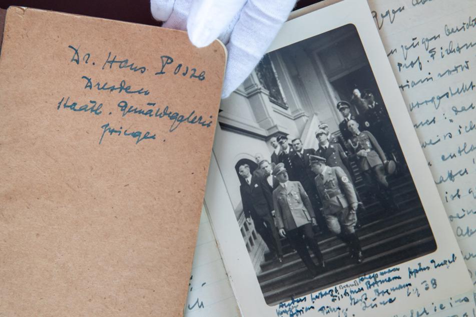 Tagebücher aus Hitler-Umfeld bringen neue Erkenntnisse zu NS-Kunstraub
