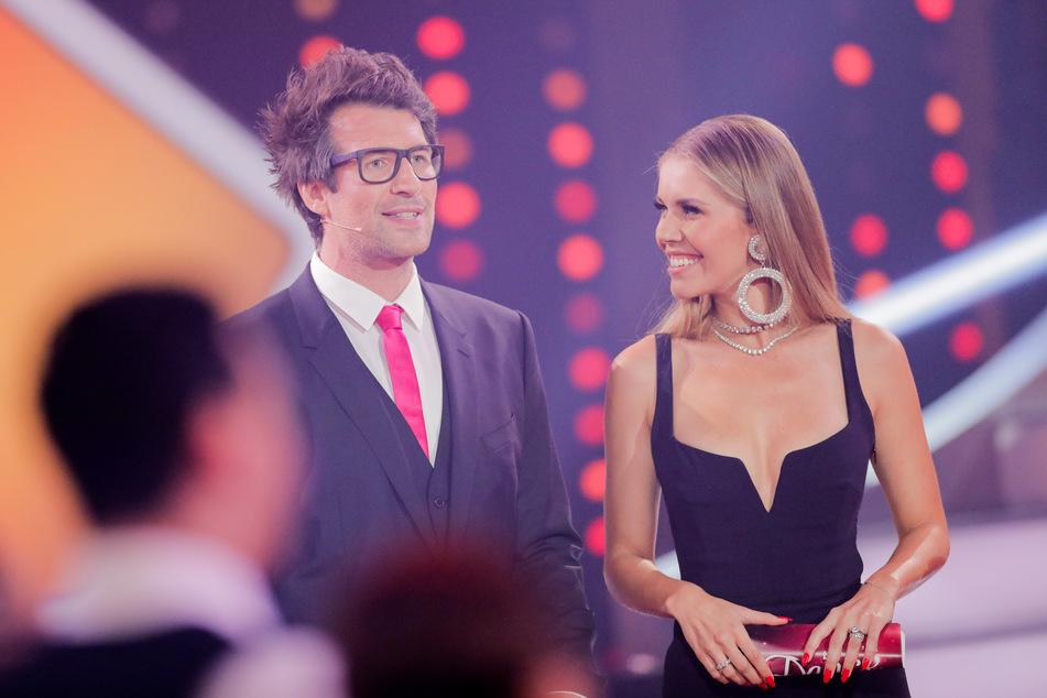 """Victoria Swarowski moderiert die RTL-Show """"Let's Dance"""" zusammen mit Daniel Hartwich (41)."""