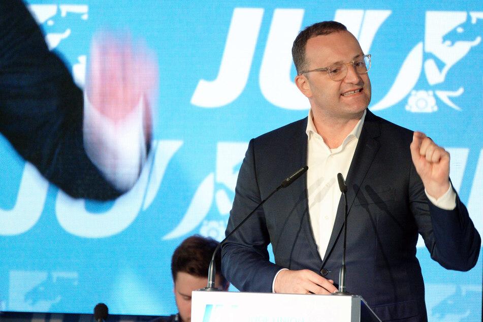 Jens Spahn (41, CDU), Bundesminister für Gesundheit.