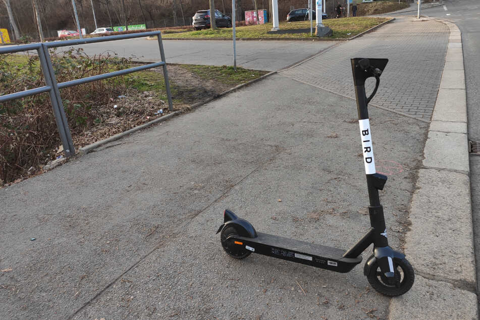 Chemnitz: Weiterer E-Scooter-Anbieter in Chemnitz aufgetaucht