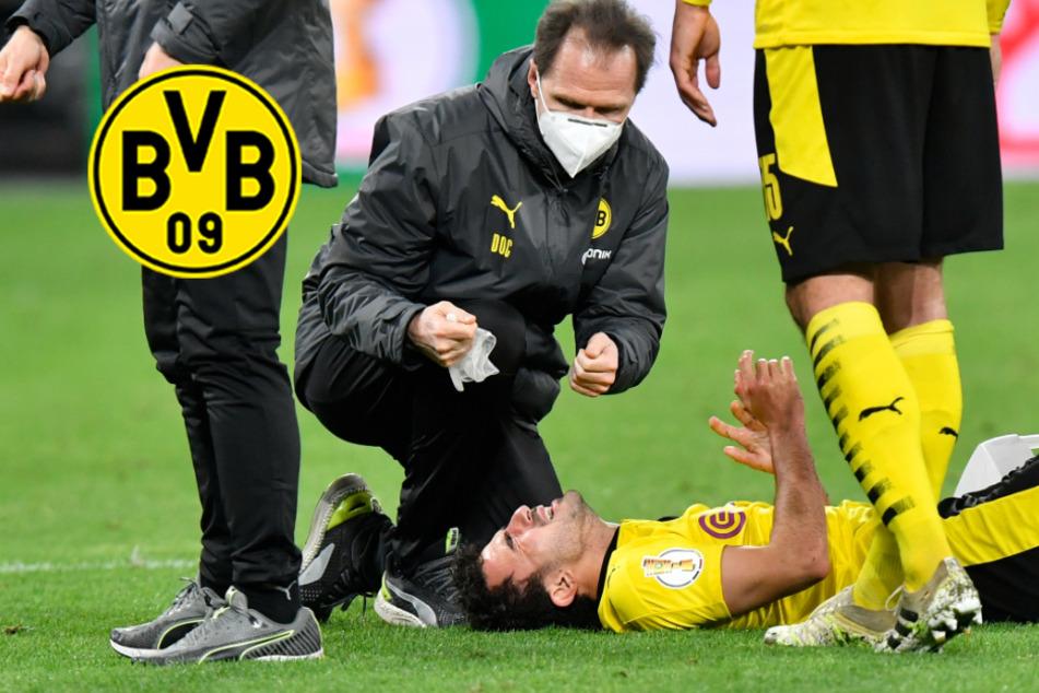 BVB-Profi Morey nach Horror-Verletzung erfolgreich operiert