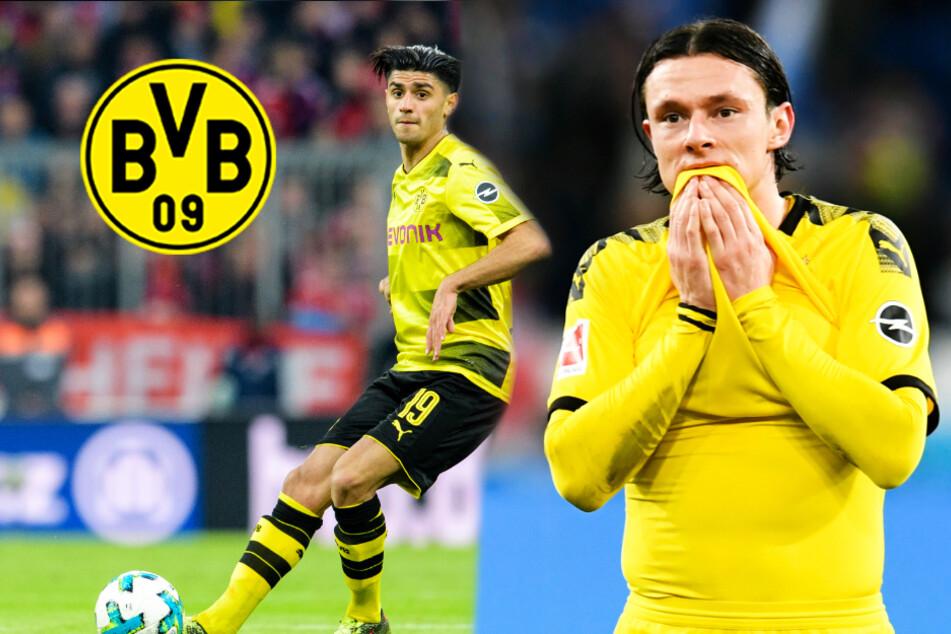 BVB-Streichliste: Dürfen diese vier Profis bei einem entsprechenden Angebot gehen?
