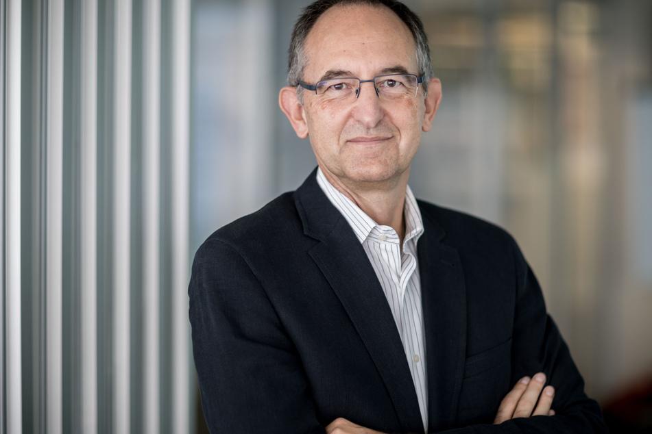 Matthias Jung, Vorstand des Meinungsforschungsinstituts Forschungsgruppe Wahlen.