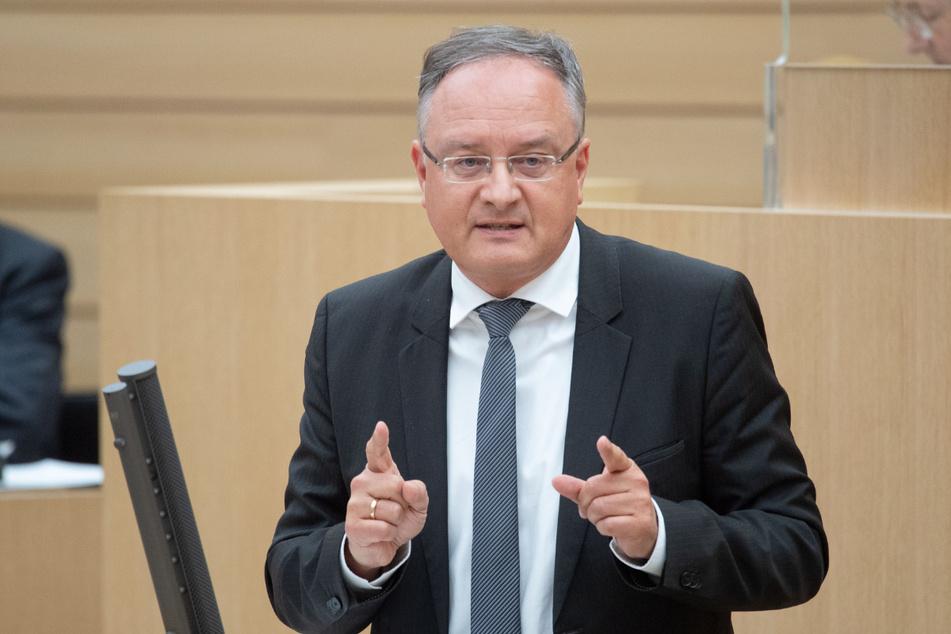 SPD-Landeschef Andreas Stoch.