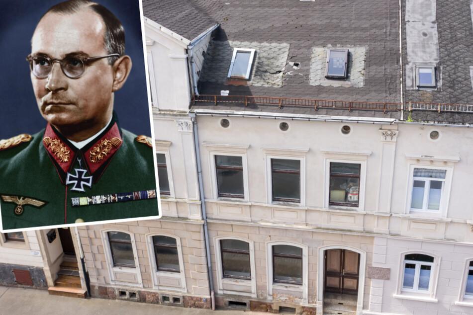 76 Jahre nach Hitler-Attentat: Friedrich Olbrichts Geburtshaus verkommt zur Ruine