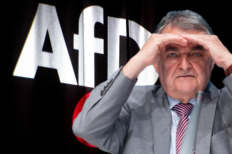 AfD gewinnt im Prüffall-Streit: Schlappe für Minister Reul
