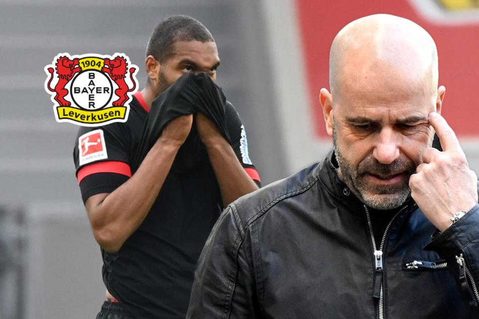 """Von Platz 1 auf Platz 6: Bayer 04 Leverkusens Peter Bosz """"sehr sauer"""""""