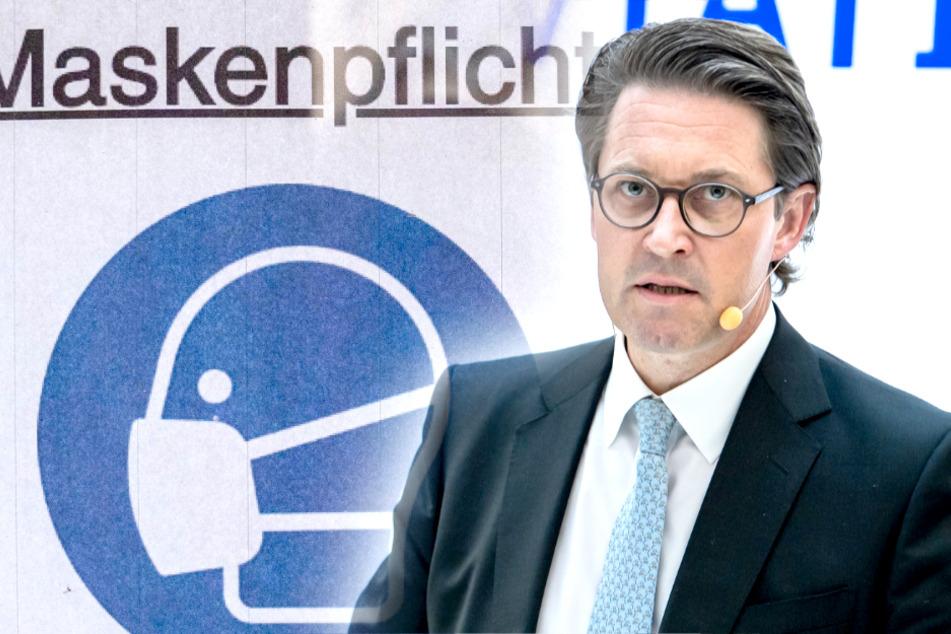 Scheuer fordert einheitliche Bußgelder bei Verstößen gegen Maskenpflicht