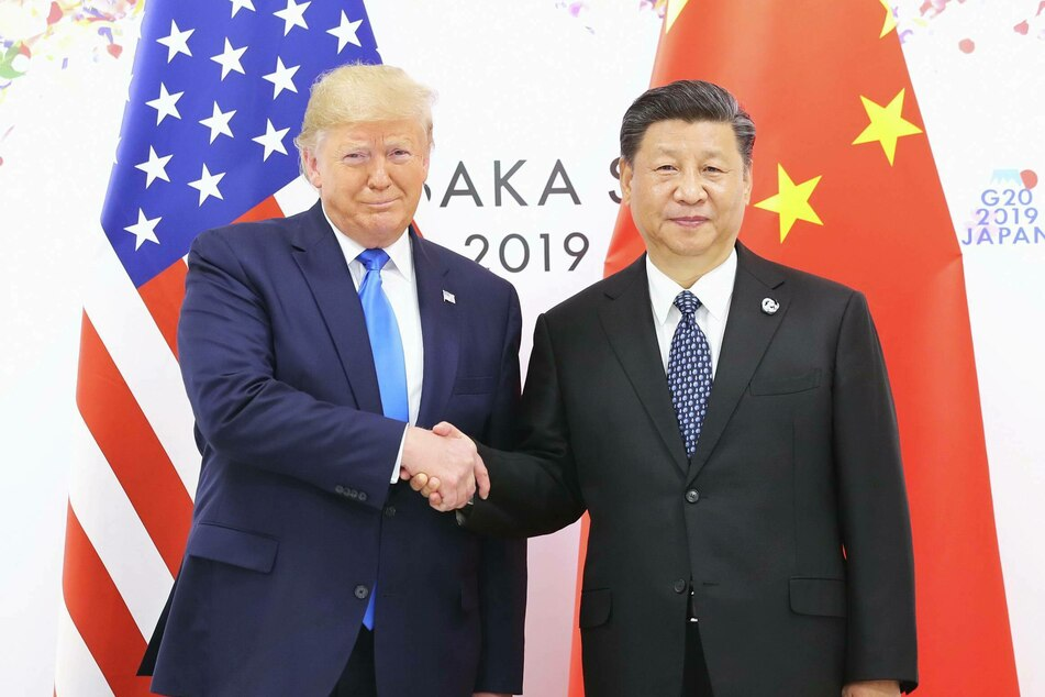 Trump signs order banning transactions with eight Chinese apps