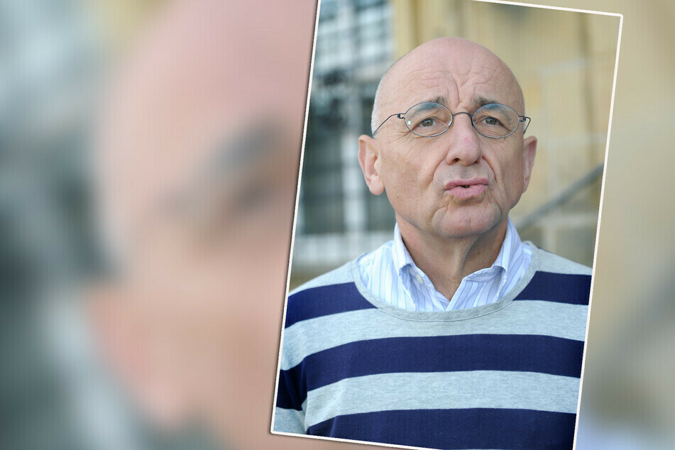 Der frühere bayerische Justizminister Alfred Sauter (70) feuerte ungewollt die Debatte um das Abgeordnetengesetzes an. (Archiv)