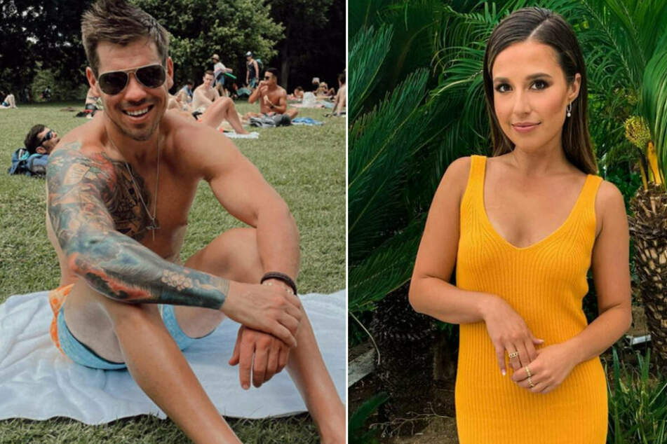 The Bachelorette: Things get physical as the men duke it out for Katie Thurston's attention