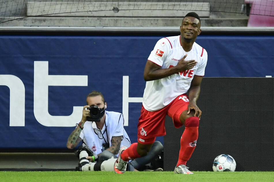 Jhon Cordoba (27) steht kurz vor einem Wechsel zu Hertha Berlin.