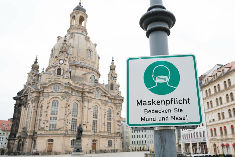 Dresden: Irre Entwicklung: Dresden hat die niedrigste Inzidenz in ganz Sachsen!