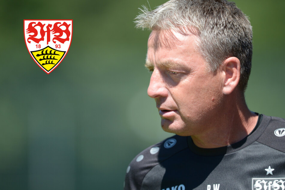 Zeit der Umwälzungen beim VfB: Co-Trainer Widmayer beurlaubt