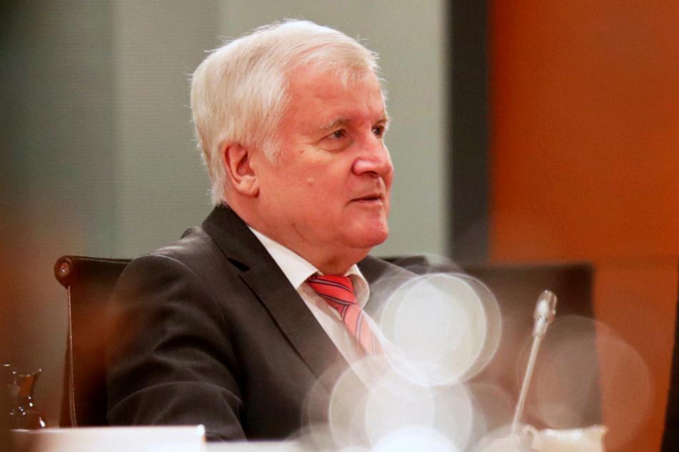 Bundesinnenminister Horst Seehofer (71, CSU) steht bei vielen Oppositionellen in der Kritik. (Archiv)