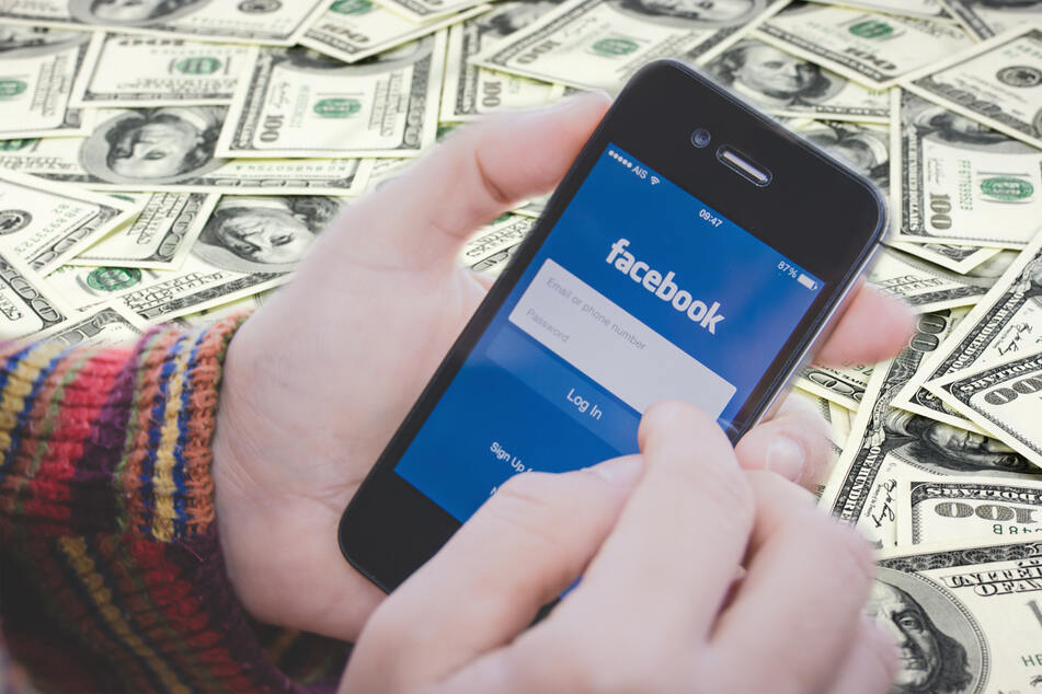 Facebook now has to pay $650 million to plaintiffs in a privacy lawsuit (collage, stock images).
